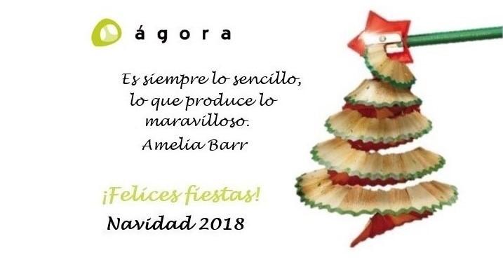 ¡Felices fiestas y próspero 2019!
