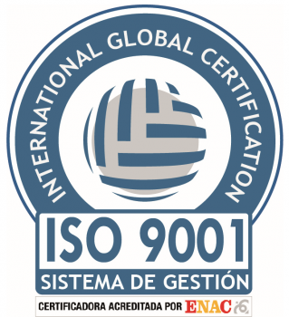 ISO 9001:2015-IGC